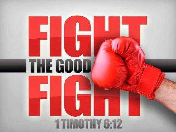 1 fight